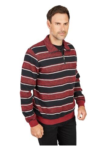 Hajo Stay Fresh Sweatshirt Flammengarn mit Brusttasche kaufen