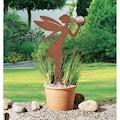 Gartenleuchte »ELFE«, Rost