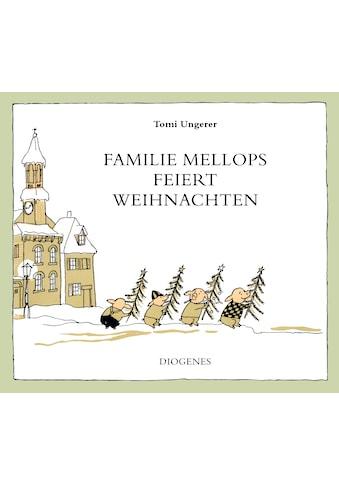 Buch »Familie Mellops feiert Weihnachten / Tomi Ungerer, Anna Cramer-Klett« kaufen