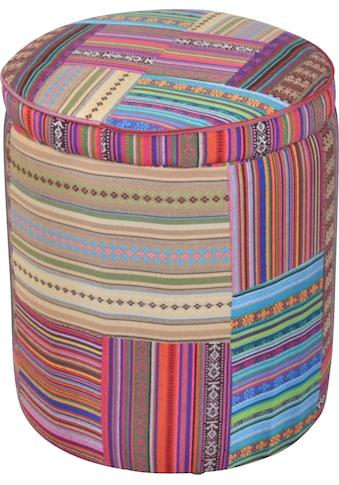 Sitzhocker »Inda« kaufen
