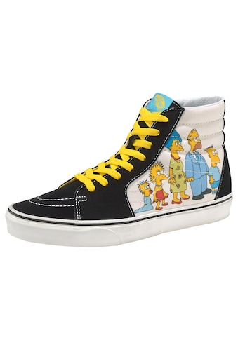 Vans Sneaker »SK8 - Hi x THE SIMPSONS« kaufen