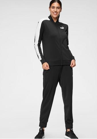 PUMA Trainingsanzug »Baseball Tricot Suit cl«, (Set, 2 tlg.) kaufen