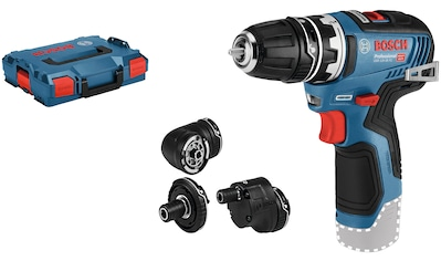 Bosch Professional Akku-Bohrschrauber »GSR 12V-35«, inkl. Koffer und Flexi-Click... kaufen