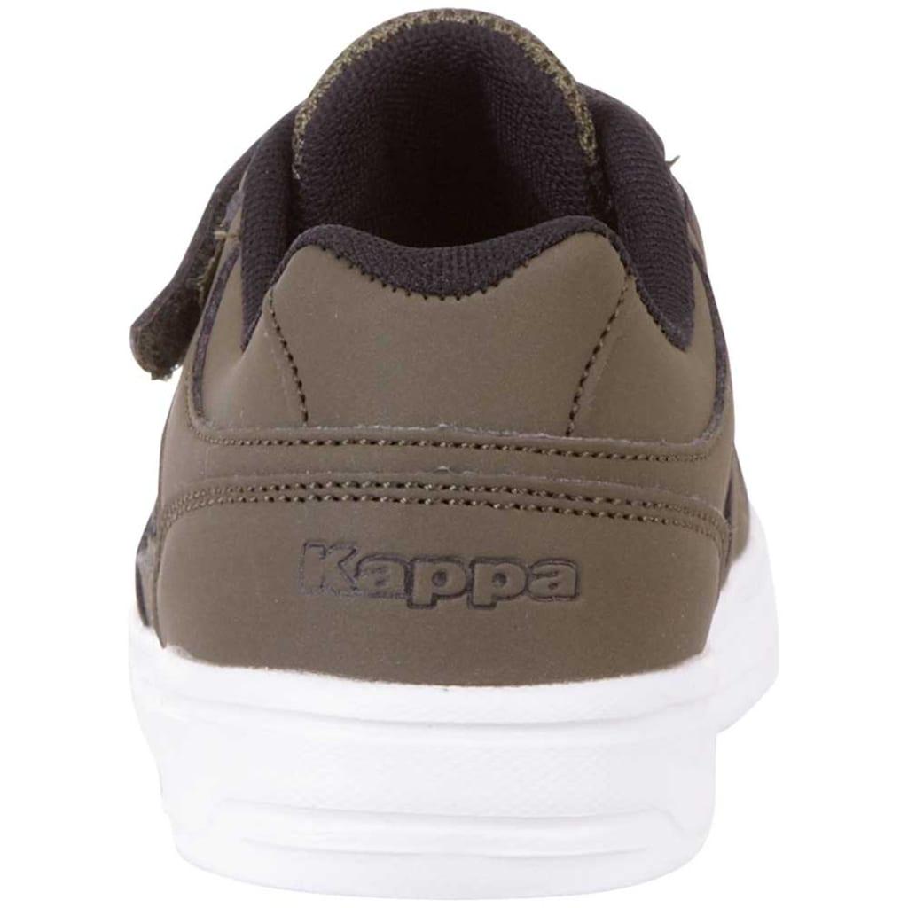 Kappa Sneaker »DALTON ICE TEENS«, mit praktischem Klettverschluss & Elastikschnürung