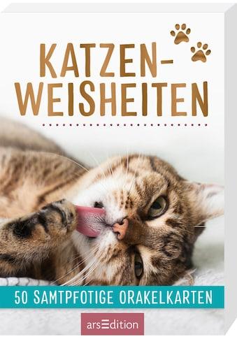 Buch »Katzenweisheiten / DIVERSE« kaufen
