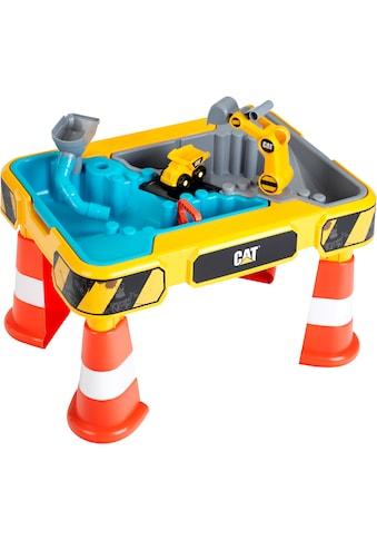 Klein Spieltisch »CAT, Sand- und Wasserspieltisch« kaufen