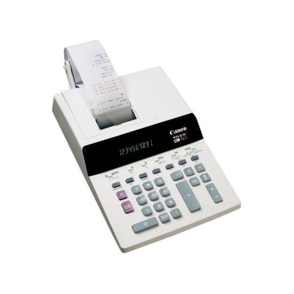 Canon Druckender Tischrechner