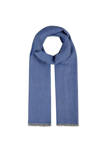 Codello Fischgrät - Schal aus feinster Wolle kaufen