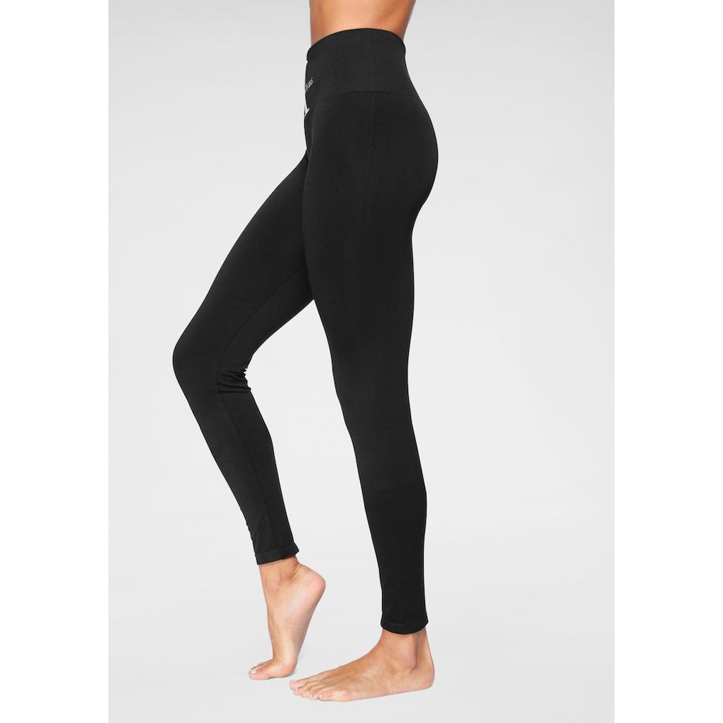 Calvin Klein Leggings, mit breitem Shapingbund