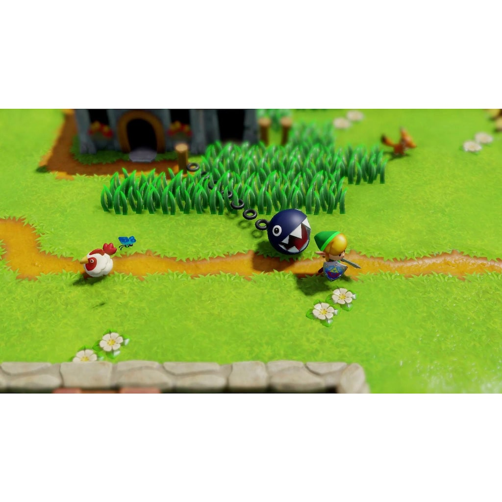 Nintendo Switch Konsole »Lite«, inkl. The Legend of Zelda: Link's Awakening