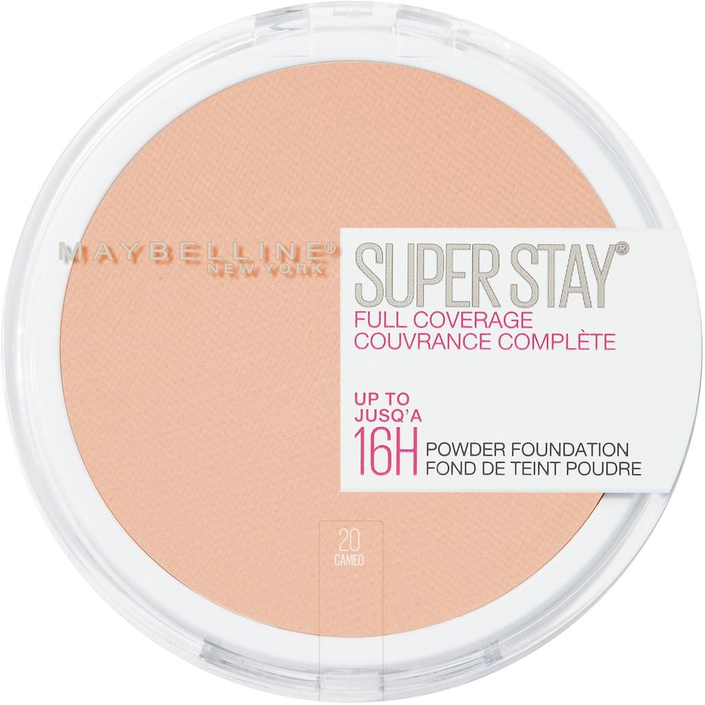 MAYBELLINE NEW YORK Puder »Superstay 24H«