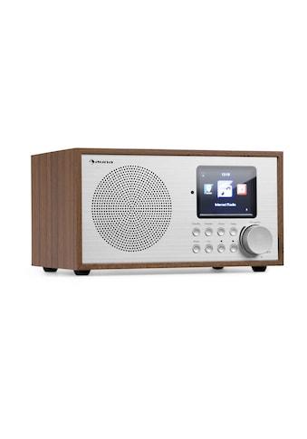 Auna Mini Internet DAB+/UKW Radio, WiFi, BT, »SilverStar« kaufen
