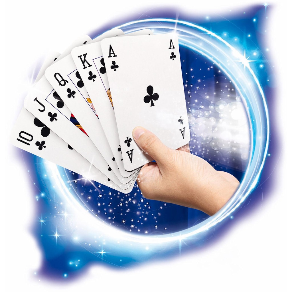Clementoni® Zauberkasten »Ehrlich Brothers: Secrets of Magic«, Made in Europe