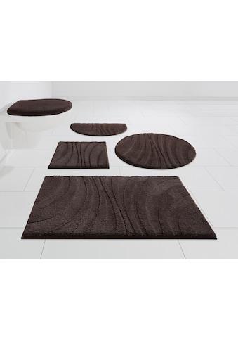 Badematte »Gobi«, GRUND exklusiv, Höhe 22 mm, rutschhemmend beschichtet, fußbodenheizungsgeeignet kaufen