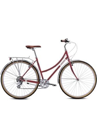BREEZER Bikes Trekkingrad »DOWNTOWN EX ST«, 8 Gang, Shimano, Altus Schaltwerk,... kaufen