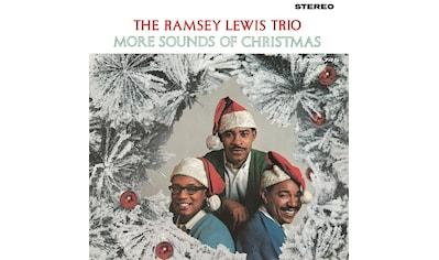 Vinyl More Sounds Of Christmas / Lewis,Ramsey, (1 LP (analog)) kaufen