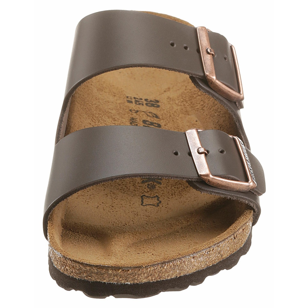 Birkenstock Pantolette »ARIZONA«, aus Leder