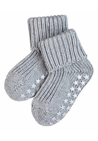 FALKE Socken »Catspads Cotton«, (1 Paar), mit Silikonnoppen kaufen