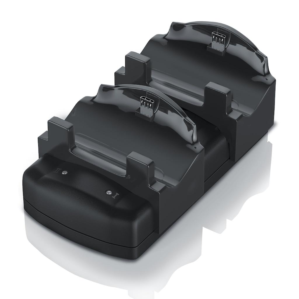 CSL 3in1 Gamepad Schnell-Ladestation für PS3 / Move / PS4
