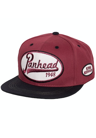 KingKerosin Flat Cap »Panhead«, in Vintage-Optik mit Print auf der Schirmunterseite kaufen