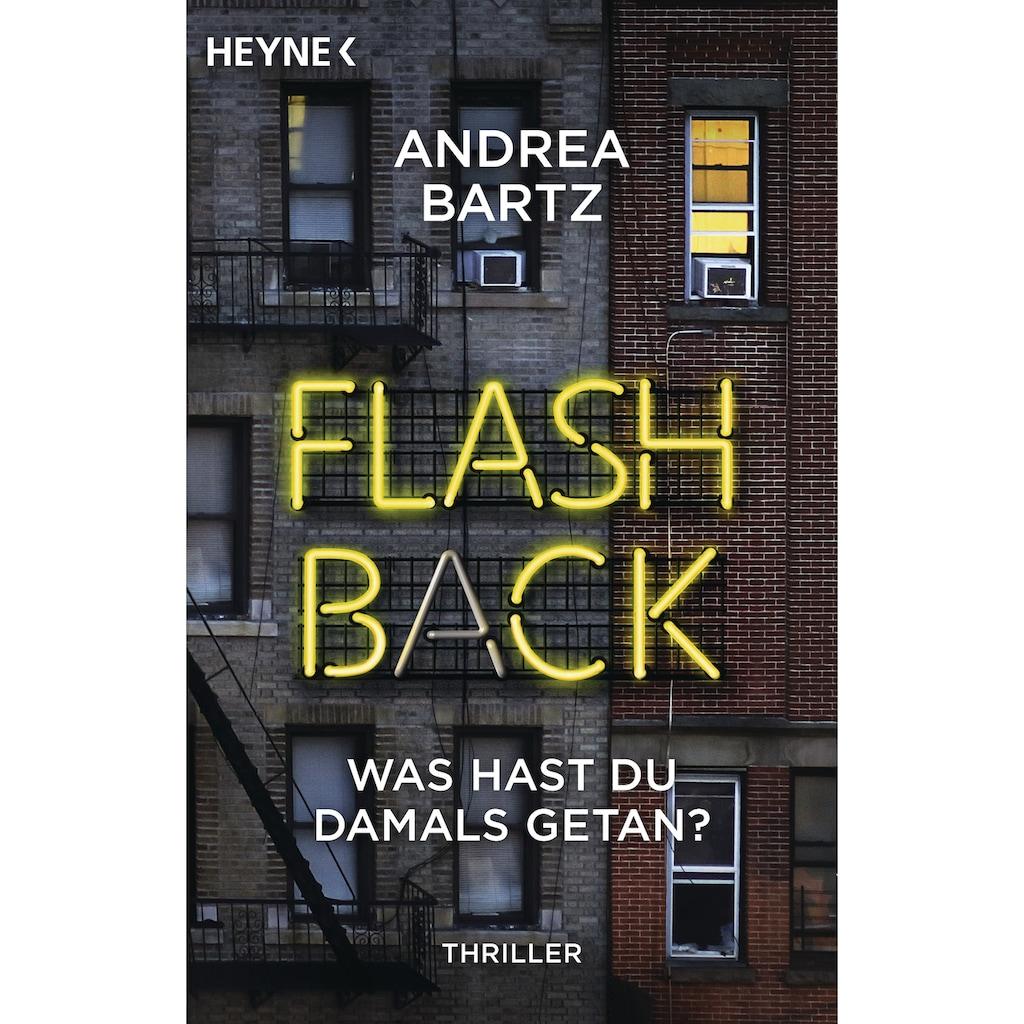 Buch »Flashback - Was hast du damals getan? / Andrea Bartz, Frank Dabrock«