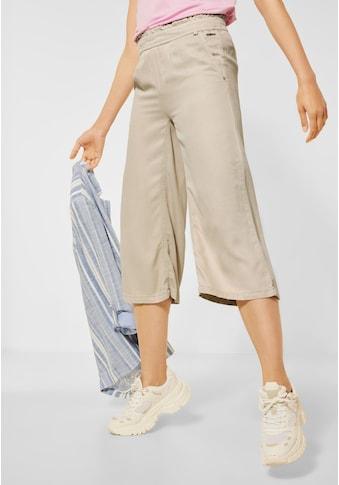 STREET ONE 3/4-Jeans, aus Lyocell kaufen