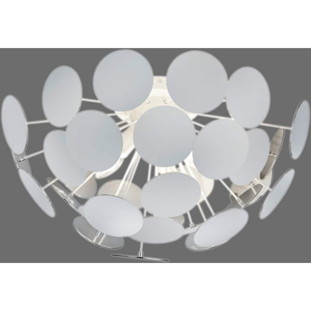 TRIO Leuchten Deckenleuchte »DISCALGO«, E14, Deckenlampe