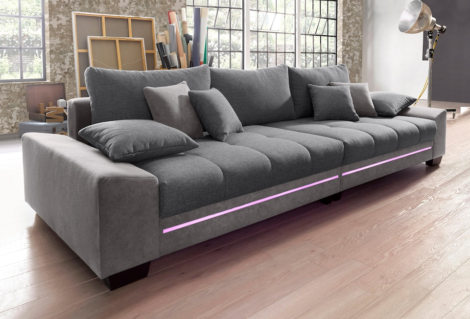 Nova Via Big Sofa Bequem Auf Raten Kaufen Universalat
