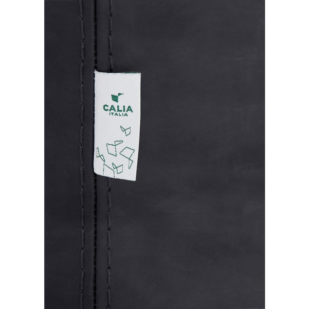 CALIA ITALIA Sessel »Gaia«, mit Luxus-Microfaser Ginevra Hydro Care
