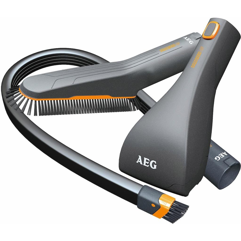 AEG Staubsaugerdüsen-Set »360° Home & Car Kit AKIT12«, (Set, 3 tlg.)
