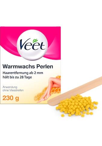 Veet Enthaarungswachs »Warmwachsperlen«, mit Bienenwachs kaufen