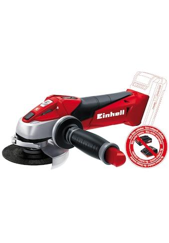 EINHELL Akku - Winkelschleifer, TE - AG 18/115 Li Solo, Power X - Change kaufen