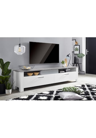 Homexperts Lowboard »Zabona«, Breite 200 cm kaufen