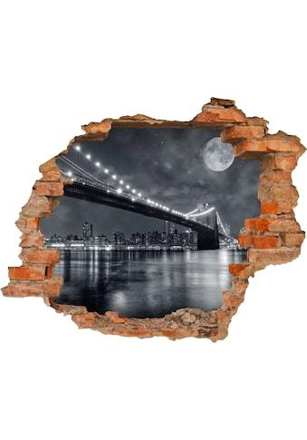 Conni Oberkircher´s Wandsticker »Manhattan«, selbstklebend kaufen
