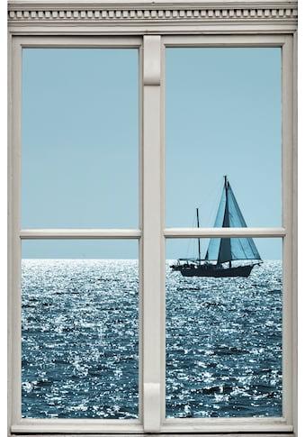 queence Wandsticker »Segelboot« kaufen