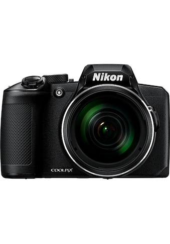 Nikon Superzoom-Kamera »Coolpix B600«, NIKKOR-Objektiv mit optischem 60-fach-Zoom kaufen