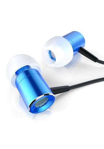 "CSL High End In-Ear Kopfhörer ""Glare Blue"" kaufen"