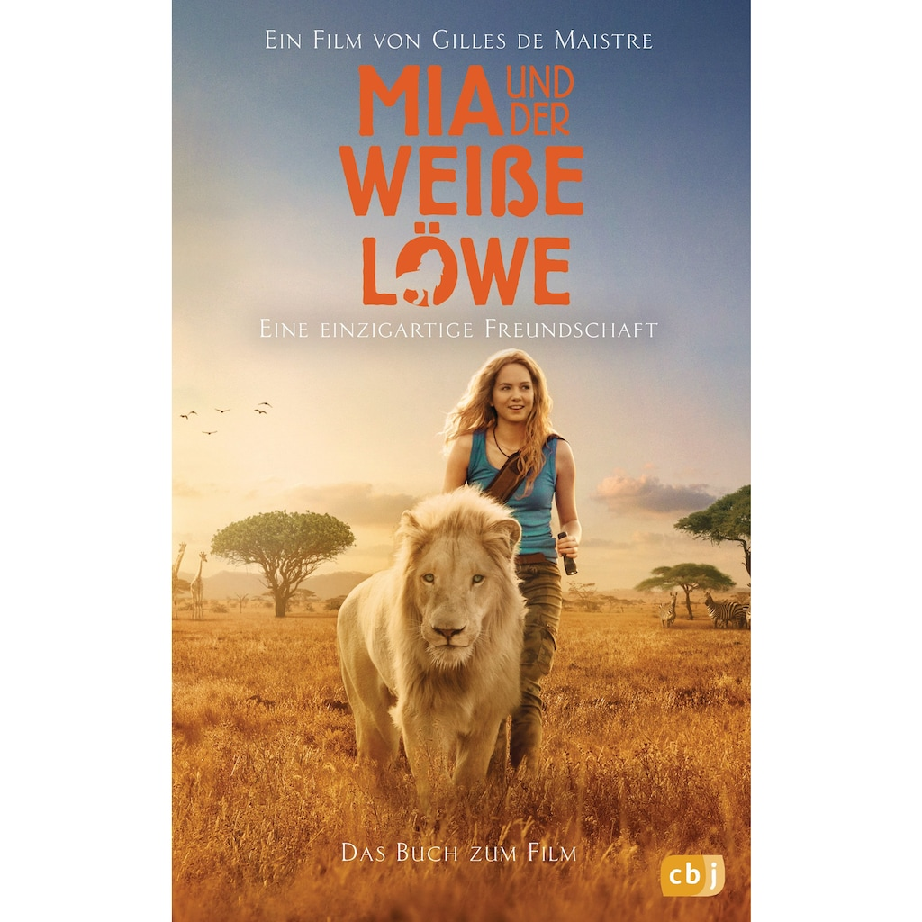 Buch »Mia und der weiße Löwe - Das Buch zum Film / Prune de Maistre, Gabriele Würdinger«