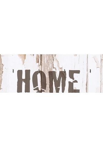 Home affaire Hakenleiste »Schlüsselbrett HOME« (1 Stück) kaufen
