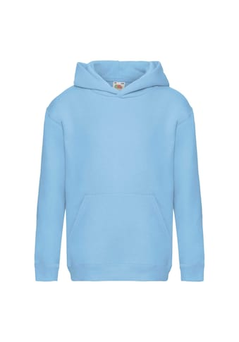 Fruit of the Loom Kapuzenpullover »Kinder Unisex Kapuzen Pullover Premium 70/30« kaufen