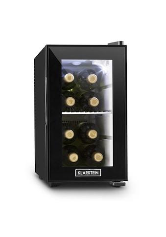 Klarstein Mini Kühlschrank Minibar Getränkekühlschrank 21L Klasse A+ »Beerlocker S« kaufen