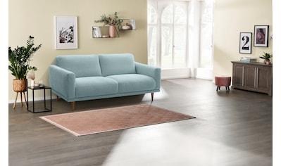 Premium collection by Home affaire 2,5-Sitzer »Loic«, mit massivholz Füßen, auch in... kaufen