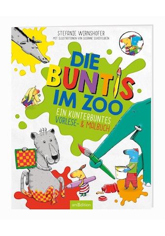 Buch »Die Buntis im Zoo / Stefanie Wirnshofer, Susanne Schiefelbein« kaufen