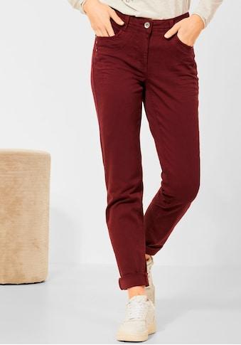 Cecil 5-Pocket-Hose »Style Gesa«, im Colour Style kaufen