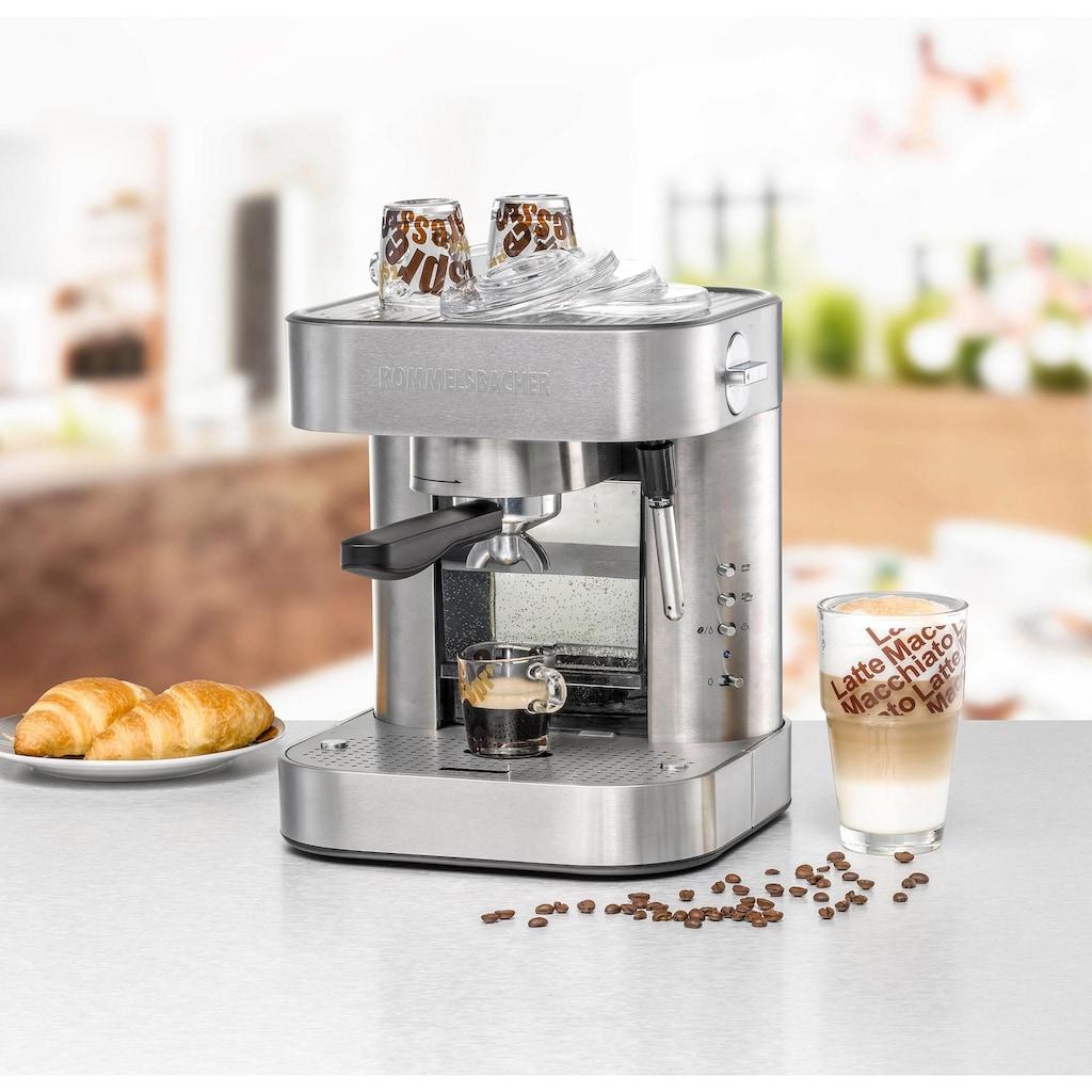 Rommelsbacher Espressomaschine »EKS 2010«