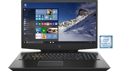 HP Omen 17 - cb0261ng Gaming - Notebook (43,9 cm / 17,3 Zoll, Intel,Core i7,  -  GB HDD, 1000 GB SSD) kaufen