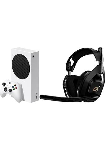 Xbox Konsolen-Set »Series S«, inkl. Astro A50 kaufen