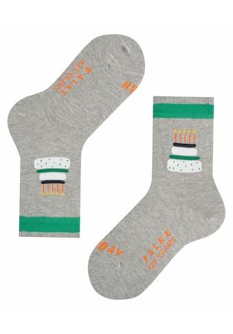 FALKE Socken »Happy Birthday«, (1 Paar), mit angenehmer Baumwolle kaufen