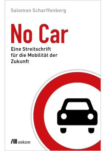 Buch »No Car / Salomon Scharffenberg« kaufen