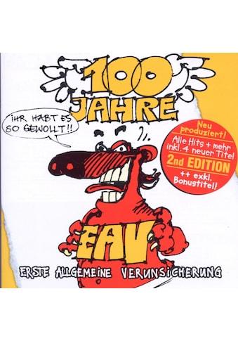 Musik-CD »100 JAHRE EAV...IHR HA/2ND ED. / EAV« kaufen